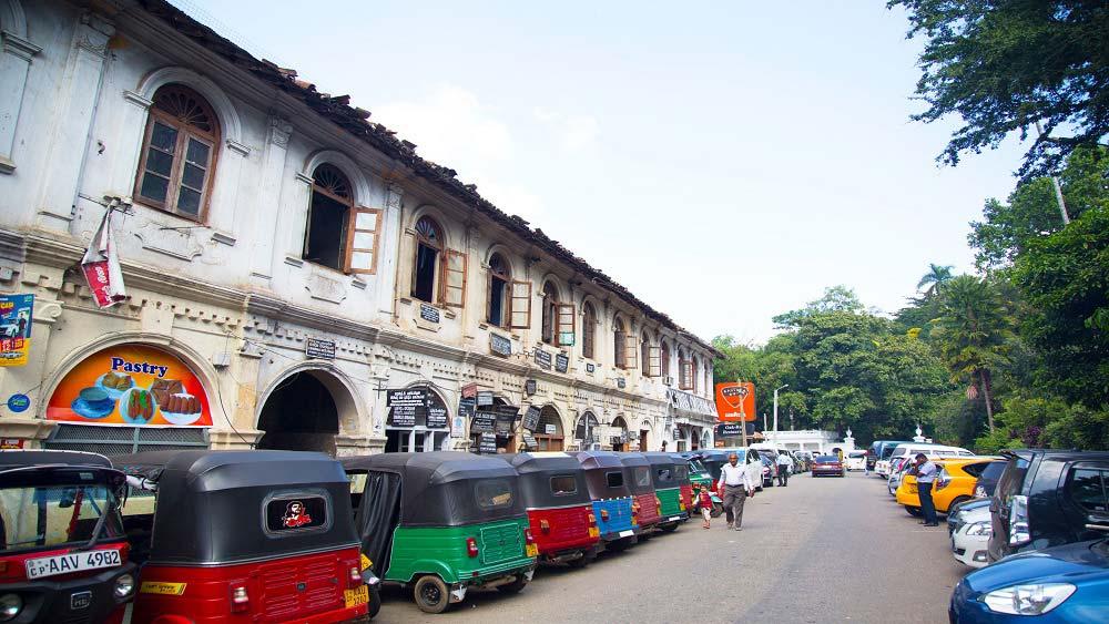 Sri Lanka experiences